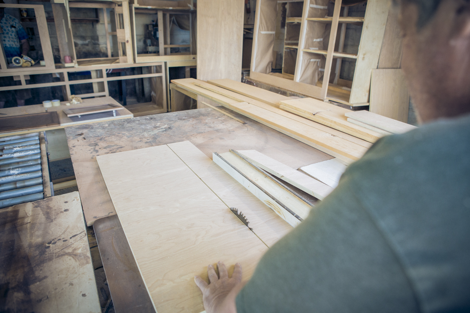 The Process Of Designing, Making, And Installing Custom Cabinetry